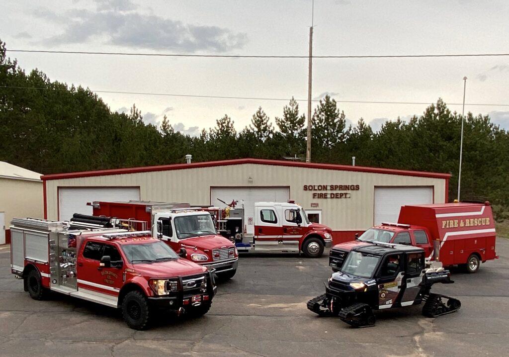 Solon Springs Fire Department